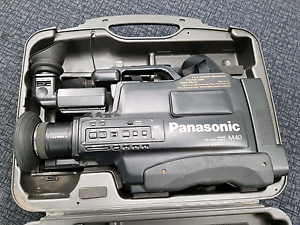 Panasonic NV-M40 VHS video camera Newmarket Brisbane North West Preview
