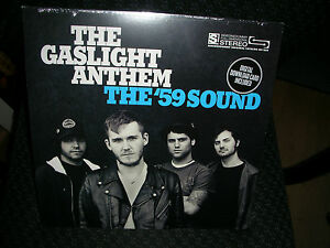 The Gaslight Anthem The 59 Sound Brand New Record Lp