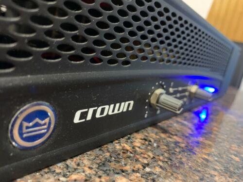 Crown XLS 602 Power Amplifier