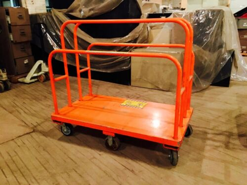 Lumber Divider Cart
