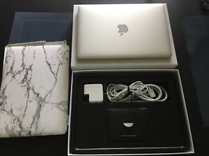 MacBook Air 2015 (bought in the end of March)