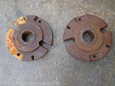 John Deere M M343t Rear Wheel Weights Set 3