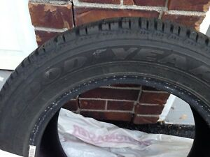 4 Goodyear Ultra Grip - pneus d'hiver / winter tires - 195/60R15
