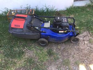 2 victa lawn mowers Meadow Heights Hume Area Preview