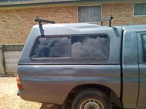 1997 Mitsubishi Triton Ute canopy Grafton Clarence Valley Preview