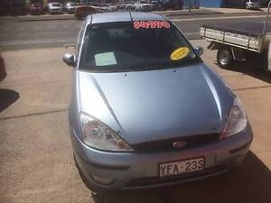 2005 Ford Focus Sedan Fyshwick South Canberra Preview