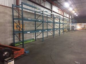 Racking commercial lot rayonnage pour palette