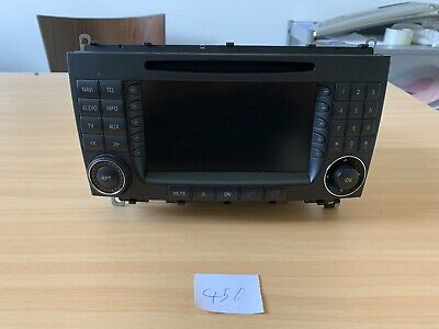 Original Mercedes CLK W209 C W203 Navi Navigation Display A2098207789