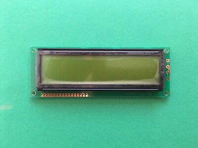 Displaytech 162f-bc-bc Lcd Display Module 16 Char 2 Line - 1 Pc