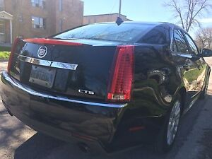 2010 CTS Luxury Pack