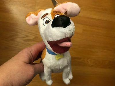 Max Plush Toy from The Secret Life of Pets, only at Best Buy, brand