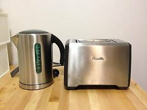 Breville Electric Jug and Toaster - collect on or before 25 April Kangaroo Point Brisbane South East Preview