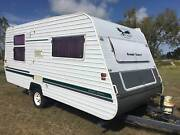 Golden Eagle Grand Tourer 18' Caravan.Air cond,roll out awning Inverell Inverell Area Preview