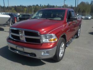 2009 Dodge Ram 1500 SLT Quad Cab Short Box 4WD