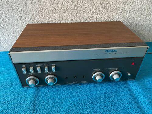 ReVox A 78 MK II - Stereo - Amplifier