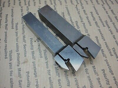 Seco Grooving Parting Lathe Tool Holder 1.25 Shank Cfir 125 08e Stk20 Qty2