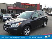 2015 Subaru Forester 2.5i AWD w/heated seats & backup camera Vancouver Greater Vancouver Area Preview