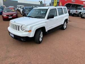 2014 JEEP PATRIOT SPORT 4X2 Myaree Melville Area Preview