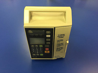 Baxter Flo-gard 6201 Infusion Iv Pump With New Battery And 1 Year Warranty