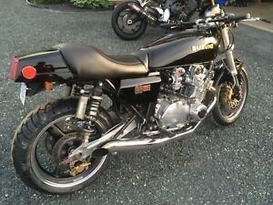Seeking mechanic; 1979 Suzuki GS 1000