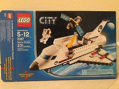 LEGO City Space Shuttle Set 3367 100% COMPLETE With Box And Instructions