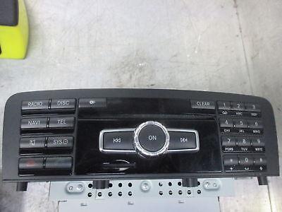 Mercedes Benz GLA W156 W246 276 Audio Comand DVD Wechsler Navi Radio 2469008413