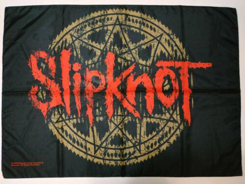SLIPKNOT     Unused   2006 TEXTILE POSTER FLAG