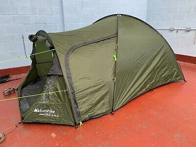 Eurohike Avon DLX 3 Man Berth Tent *** RRP £150 *** Camping 808