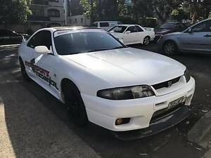1996 Nissan Skyline Coupe Kingsgrove Canterbury Area Preview