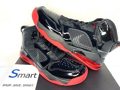 NIB MEN WOMEN Nike Air Jordan MARS 270 BRED Basketball Training Shoes Black Red