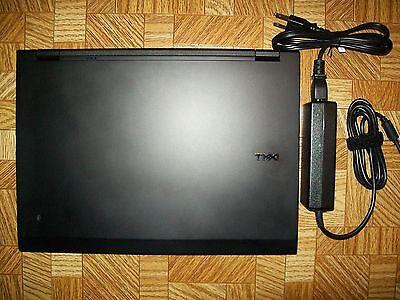 Dell Latitude E5400 Notebook 4GB Memory 160GB Hard Drive Windows 7