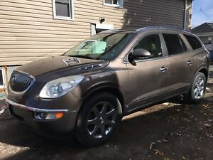 2008 Buick Enclave CXL SUV, CrossOver Fully Loaded, Leather, AWD