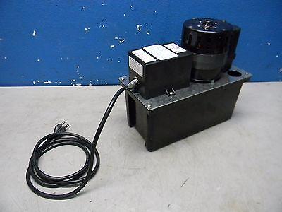Little Giant Automatic Condensate Removal Pump 1 Gallon Cap 115v
