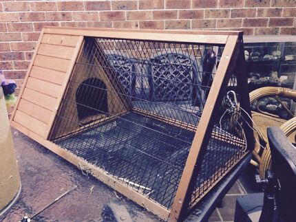 Rabbit hutch Erskine Park Penrith Area Preview