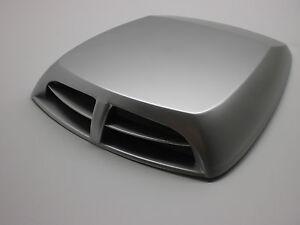 Universal Lufthutze Lufteinlass for Motorhaube oder Dach GRAU