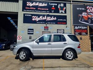 2003 Mercedes-Benz M-Class 350 LUXURY (4x4) 7 SEATER $7990 OR FINANCE FROM $65PW