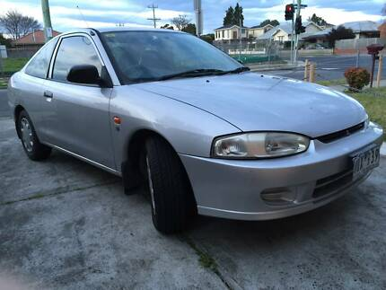 2001 Mitsubishi Lancer Coupe Noble Park Greater Dandenong Preview