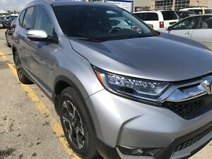 FOR SALE 2018 CRV TOURING FULLY LOADED