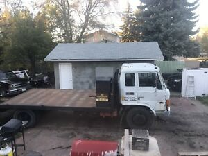 1991 Hino FD with winch, (only need class 5!!)