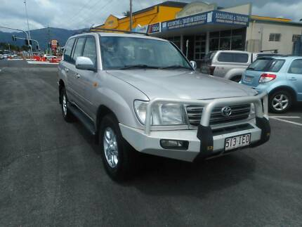 2003 Toyota LandCruiser SUV Westcourt Cairns City Preview