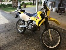 DRZ400E Freeling Gawler Area Preview