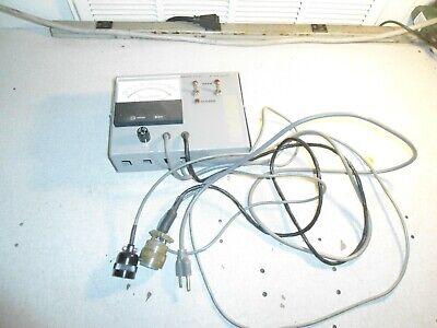 Varian 801 Millitorr Tc Vacuum Gauge