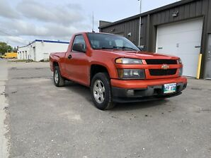 2010 Chevrolet Colorado safetied low km
