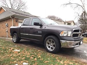 2014 Dodge Ram 1500 SXT 4X4 Pickup Truck 3.6 Litre 8 Speed Auto