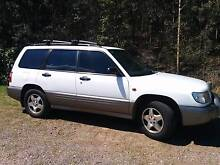 2001 Subaru Forester Wagon Kangaroo Point Brisbane South East Preview