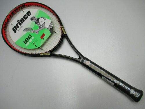 **NEW** PRINCE TEXTREME BEAST PRO 100 LONGBODY TENNIS RACQUET (4 1/8) PRE-STRUNG