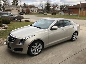 Immaculate 2013 Cadillac ATS