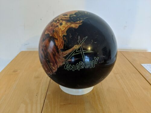 15lb Storm Anarchy Bowling Ball Used