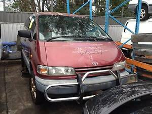 Toyota Tarago 1992,  2.4L, Auto.  Now Dismantling Wollongong Wollongong Area Preview