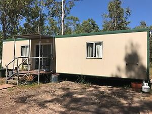 2 x transportables & 1 x container Girraween Litchfield Area Preview